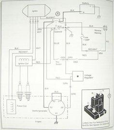 1997 ez go txt wiring diagram