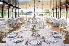 Decoración de una boda romántica en All Lovely Party