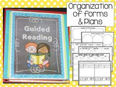 Mrs Jump's class: Guided Reading Organization