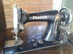 Baer & Rempel Nähmaschine Modell Phoenix - Antiqiutät - Standort LDK   eBay