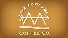 Great Outdoors Coffee Logo