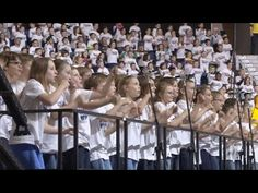 "Projekt ""Klasse! Wir singen"" zu Gast in Hannover - YouTube"