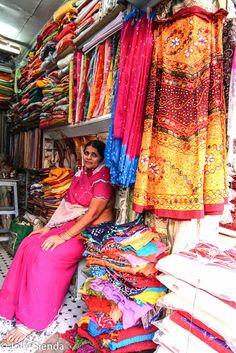 Shop owner. Photo taken by Jolly Sienda, Jaisalmer, India.