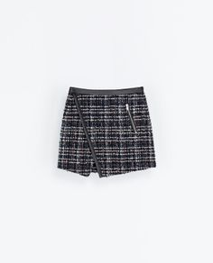 ZARA - WOMAN - COMBINATION SKIRT
