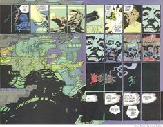 "from ""Ronin"" art by Frank Miller"