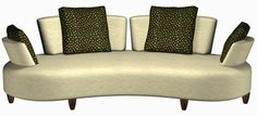 Sectional Jelly Beans - Modern Style - Cameleon Collection