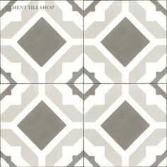 Cement Tile Shop - Encaustic Cement Tile Aurora