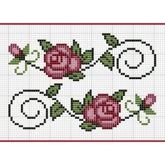 simple flowers cross stitch chart template Fauna and Flora are two terms frequently heard by people who spend time in … Cross Stitch Rose, Cross Stitch Flowers, Cross Stitch Designs, Cross Stitch Patterns, Mosaic Flowers, Simple Flowers, Brick Stitch, Plastic Canvas Patterns, Pattern Blocks