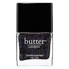 butter london--the black knight polish