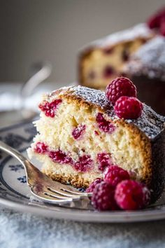 Diana Henry's Formidable Yogurt Raspberry Cake Will Feed Your Soul With Love – Dan330
