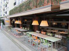 Inaugurado no final do ano passado em St Ouen, o maior Mercado das Pulgas do mundo, o restaurante Ma Cocotte já se tornou o point dos descolados de Paris. Com mil metros quadrados, tem cozinha industrial aberta para o salão e dois terraços com vista pa ...