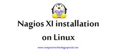 Nagios XI installation on CentOS 7/RHEL 7
