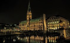 Photograph City Hall Hamburg by Dirk Seifert on 500px