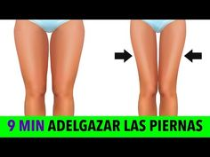 There are a lot of ways you can burn thigh fat and some of these routines are included in today's workout video! If you've been feeling problematic about you. Slim Legs Workout, Leg Workout At Home, Gym Workout For Beginners, Gym Workout Tips, Workout Challenge, Workout Videos, At Home Workouts, Thigh Slimmer Workout, Get Skinny Thighs