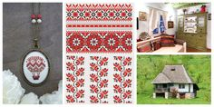 Stilul traditional romanesc reinterpretat Kids Rugs, Ornaments, Interior Design, Creative, Moldova, Modern, Image, Decoration, Home Decor