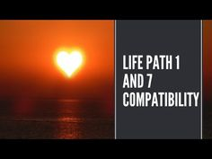Life Path 1 & 7 Compatibility - Can It Work? [ Love, Marriage & Personal... Secrets Revealed, Numerology, The Secret, Paths, Personality, Marriage, Life, Valentines Day Weddings, Weddings