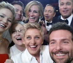 Funniest Pictures from the 86th Academy Awards: Pizza chomping, selfies and more at the Oscars 2014