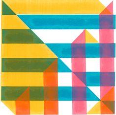 knot club (65 x 50cm) silkscreen print by Roderick MacNeill