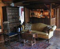 Love primitive decor!