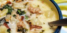 crock pot zuppa toscana (copycat)
