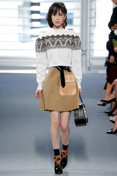#LouisVuitton Fall 2014 RTW #PFW ft.in our Masters of Music series. Coming soon! #fashion