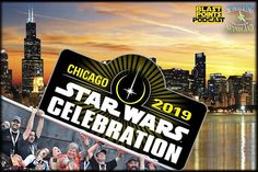 NEW SHOW - Star Wars Celebration 2019 Special -  we FINALLY know when and where it will be so Jason Gibner of @blast_points joins us to discuss the pros cons and controversy of Chicago 2019.  https://buff.ly/2rUx5Bo