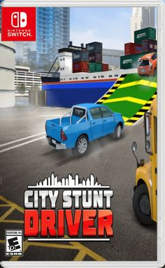 City Stunt Driver Switch NSP Free DownloadCity Stunt Driver Switch NSPFree Download Romslab City Stunt Driver Switch NSP Free Download Here is a series of images of City Stunt Driver , another game coming to Nintendo eShop on Nintendo Switch . #FreeGamesCharlotte White