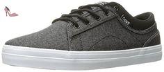 DVS Aversa, Chaussures de Skateboard Homme, Noir (Black Chambray), 42 EU - Chaussures dvs apparel (*Partner-Link)