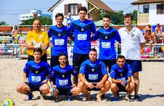 VK Soccer s-a calificat în finala campionatului național de fotbal pe plajă, care se desfășoară în aceste zile la Jupiter