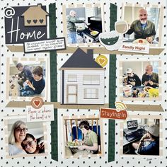 Grid Homely Memories With This COVID-19 Scrapbook Layout – Creative Memories Blog