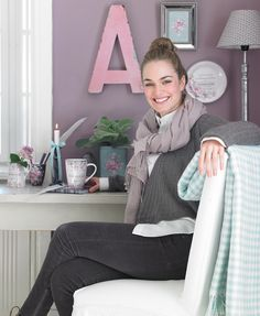 New GreenGate collection Autumn/Winter 2013: Winter Feelings, Evelyn Mauve