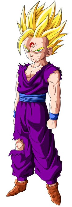 Super Saiyan 2 was the biggest mistake of Dragon Ball. Render Anime, Z Tattoo, Dragon Ball Z Shirt, Hokusai, Dbz Characters, Fictional Characters, Poses References, Estilo Anime, Easy Drawings