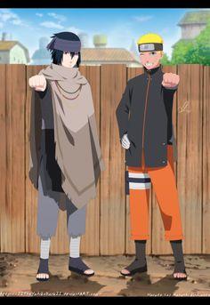 The Last: Naruto The Movie / Naruto Shippuden: Sasuke and Naruto