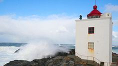 Ulla LIghthouse | Lighthouses of Norway