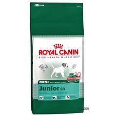 Royal Canin Mini Junior; yavru köpekler için son derece etkili bir başlangıç mamasıdır.  3 aydan sonra 12 aya kadar kullanıma uygundur.