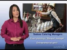 Sodexo USA Careers Blog: Explore the Sodexo difference as a Catering Manager where a passion for food is just a start!