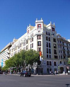 Madrid - Barrio Salamanca