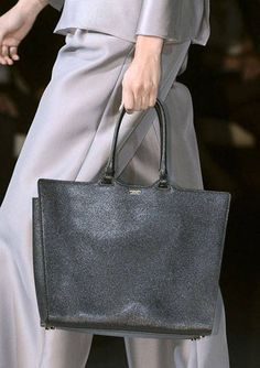 Fall, Shoes, Purses, and Accessories 2013 - Spring 2013 Accessory Trends - Harper's BAZAAR - Giorgio Armani <3