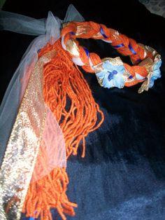 Merida Wig by LydieSue on Etsy, $16.00