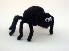 Spider Pom Pom