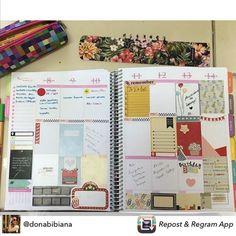 Uma vida organizada e planejada com motivação e alegria!  Compre online • receba…