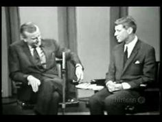 Bobby Kennedy appears on the Jack Paar show in 1964 and talks about Jackie Kennedy and her children after the assassination of his brother and what he and his brother Ted and others are doing to help. He would be killed on the campaign trail just a few years later.
