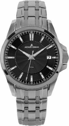Jacques Lemans Uhren und Chronographen für Herren http://herrenuhren24.net/uhrenmarken/jacques-lemans-uhren-herren/ #jacquelemans #uhren