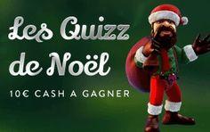 QUIZZ du Lundi 15 Décembre : Quel est le prénom du VIP manager de Cresus Casino ?10€ cash jusqu'à minuit Vous avez jusqu'à minuit pour y participer et gagner 10€ cash: