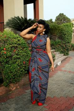 Check Out This Ankara Design African Fashion African
