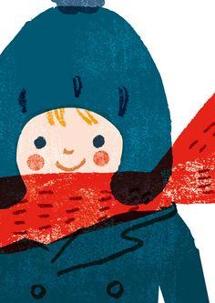 Kyoko Nemoto #illustration