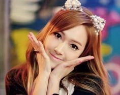 Mau Tampil Cantik Seperti Jessica SNSD?, Ini Dia Tutorialnya! Mau lihat?