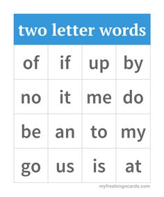 list of two letter words in the english dictionary pin by muse printables on flash cards at flashcardfox 20146
