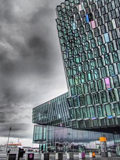 Harpa, Reykjavik, Iceland