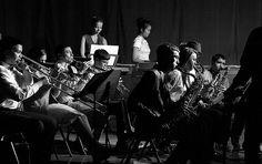 Jazz Band Photo Foxcroft Academ http://www.flickr.com/photos/foxcroftacademy/